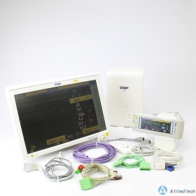 Drager Infinity Acute Care Patient Monitoring