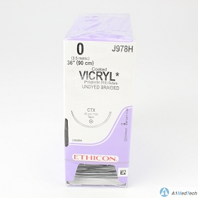 Ethicon J978H Sutures