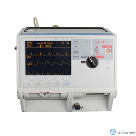 Zoll M Series with 3 Lead ECG, SpO2, NIBP