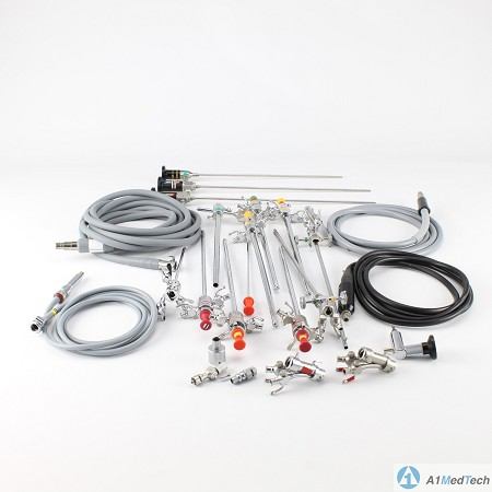 Circon ACMI Cystoscopy Tray